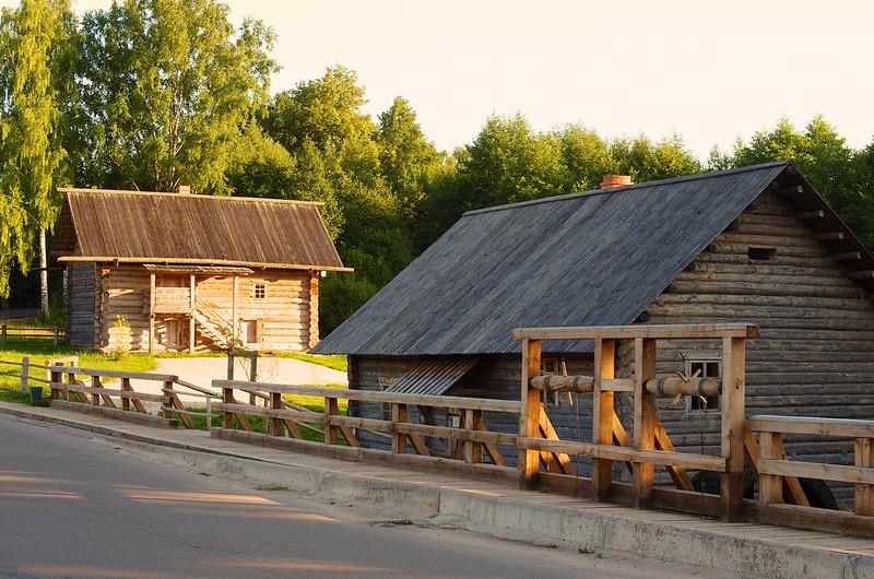 Пушкин и его деревня