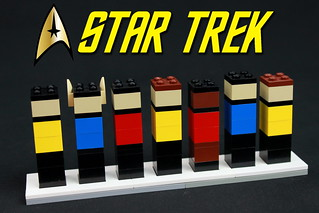 Brick Buddies- Star Trek Original