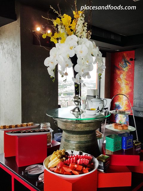 siam siam bangkok executive high tea