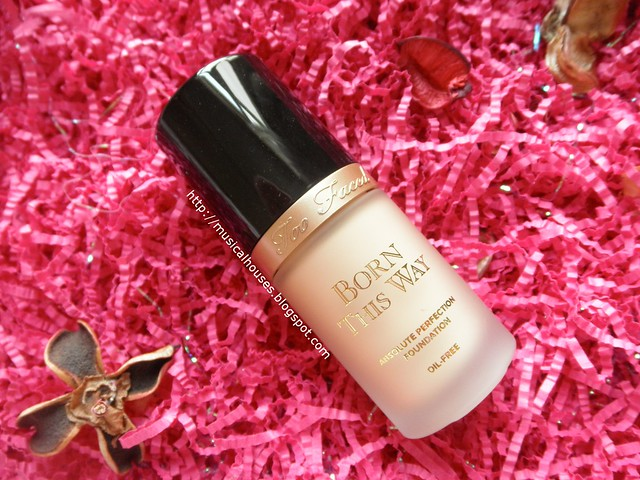 Too Faced Born This Way Foundation Bottle