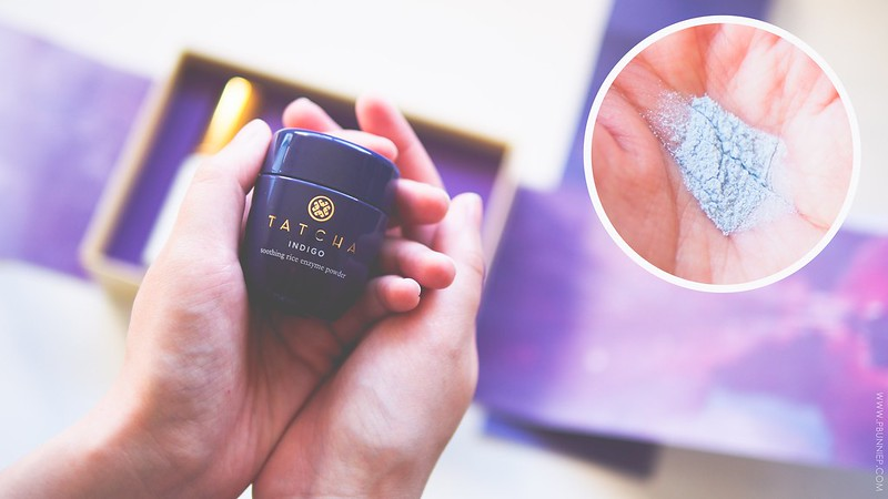 Tatcha Skincare Indigo Rice Powder