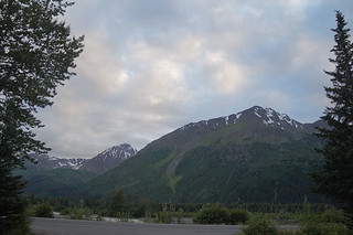076 Rivier bij Windsong Lodge Seward