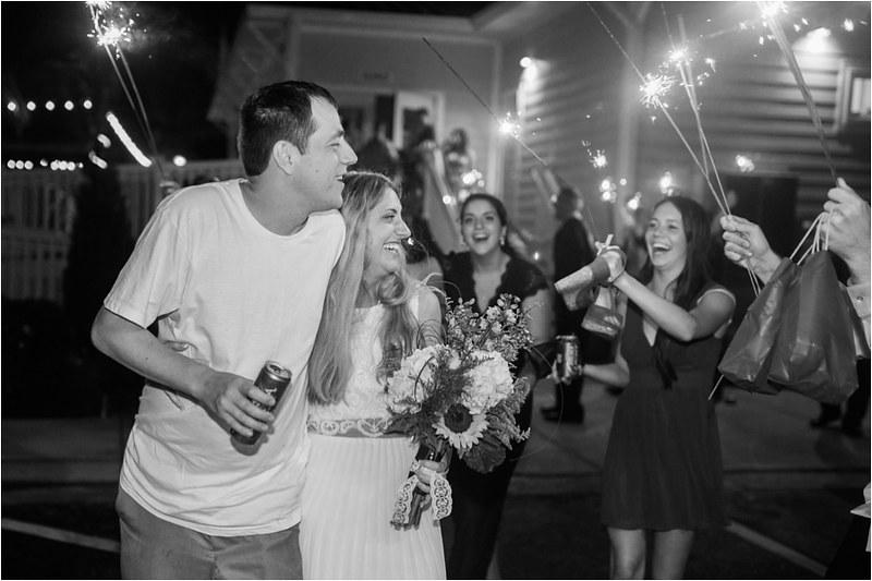 Ingrid & Beau | Chincoteague Wedding