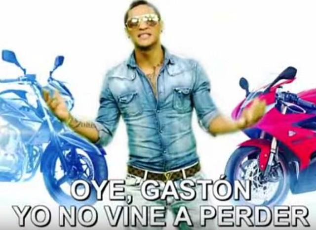 El Reggaeton de Maicelo para Gastón Acurio