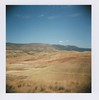 Painted Hills Overlook 24, Painted Hills Unit, John Day Fossil Beds National Monument 2015 by Sara J. Lynch
