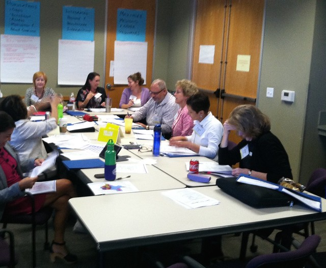 Housing and Health Initiative Action Planning Session - Texas 3