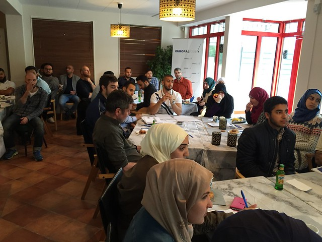 Basics of advocacy and Lobbying (Göteborg-Sweden) 5th September 2015