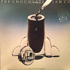THE CHOCOLATE JAM CO.:THE SPREAD OF THE FUTURE(JACKET A)