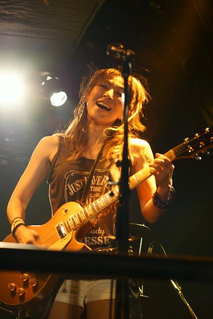 Juz live at Outbreak, Tokyo, 14 Oct 2015. 104