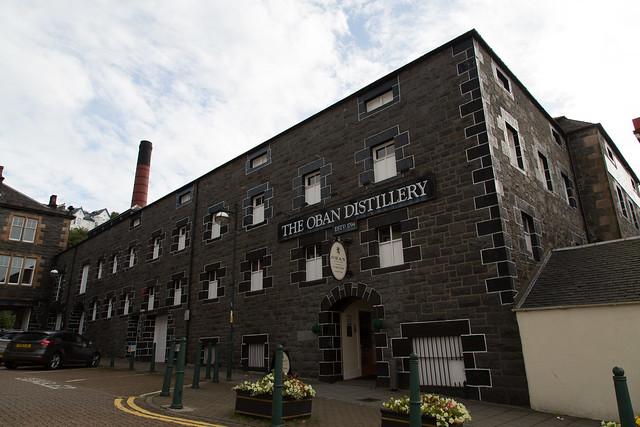 OBAN Distillery #夢見た英国文化