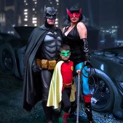 Batfamily - Batman Cosplay