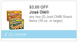 Jose Ole Snacks