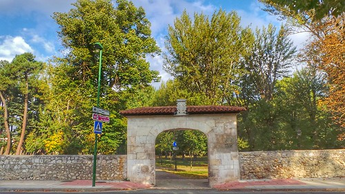 Otoño en el Parque El Parral Burgos