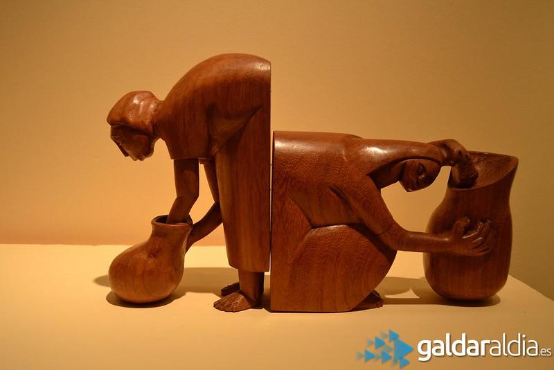 "Inauguración ""Detalla en madera"""