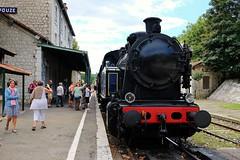 Anduze, train des Cevennes