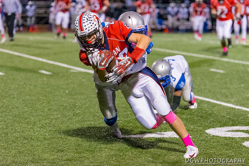 Foran High vs. West Haven - High School Football