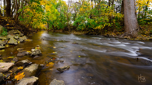 autumn leaves landscape rocks stream fallfoliage waterfalls changingleaves