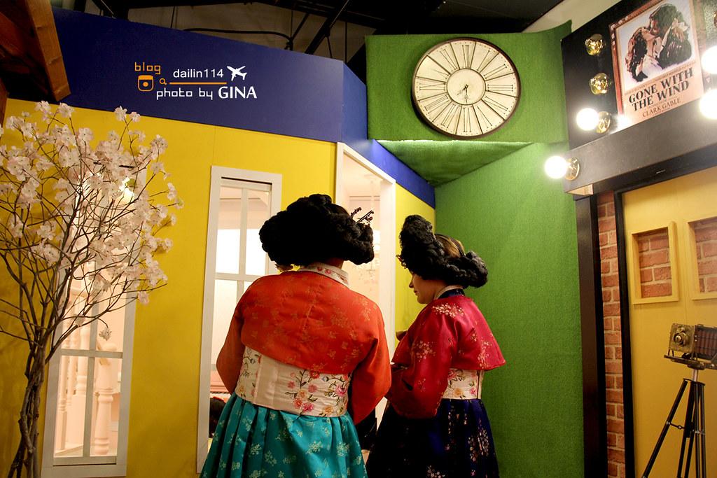 【弘大特麗愛美術館】韓妝韓服造型體驗 性愛美術館 冰雕博物館 트릭아이미술관/Love Museum/ICE MUSEUM @GINA環球旅行生活 不會韓文也可以去韓國 🇹🇼