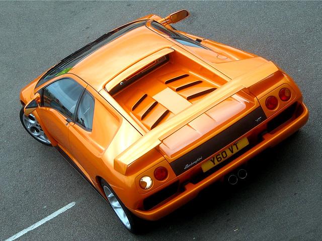 Последний Lamborghini Diablo VT 6.0. 2000 – 2001 годы