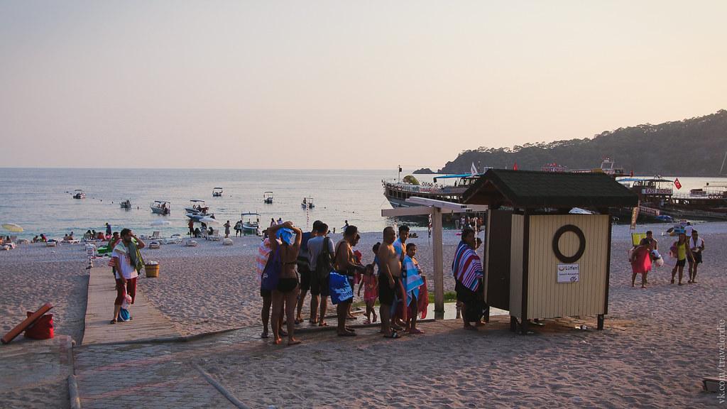 пляж Бельджекиз