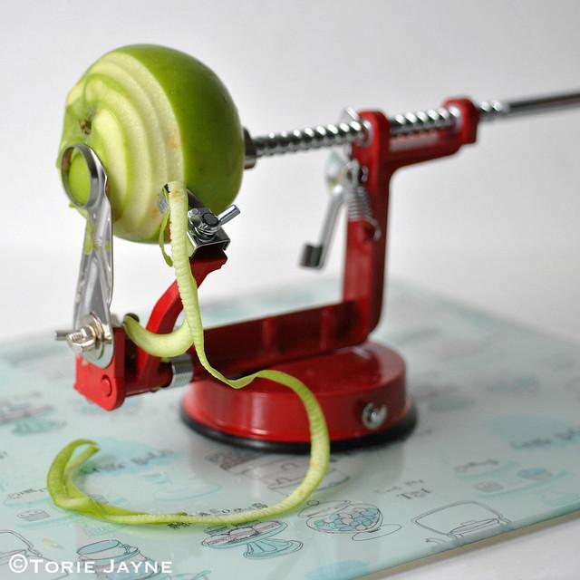 Tala Apple Peeler, Corer And Slicer 2