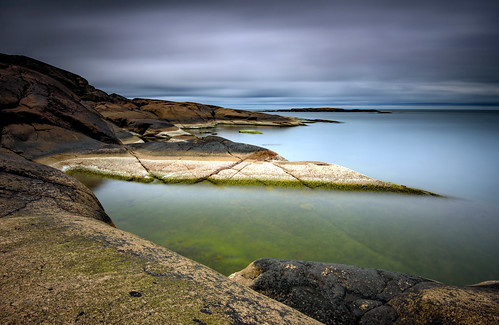 longexposure sea sky seascape water finland landscape island bay coast seaside rocks waterfront outdoor shore coastline serene geta åland havsvidden