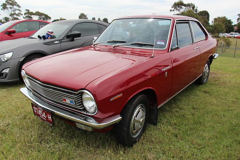 Nissan Frontier Wiki >> Datsun 1000 (1966)