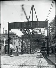 Washington Street at Valentin Street