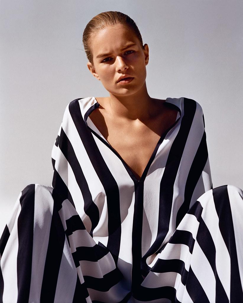 Анна Эверс — Фотосессия для «Vogue» UK 2015 – 12