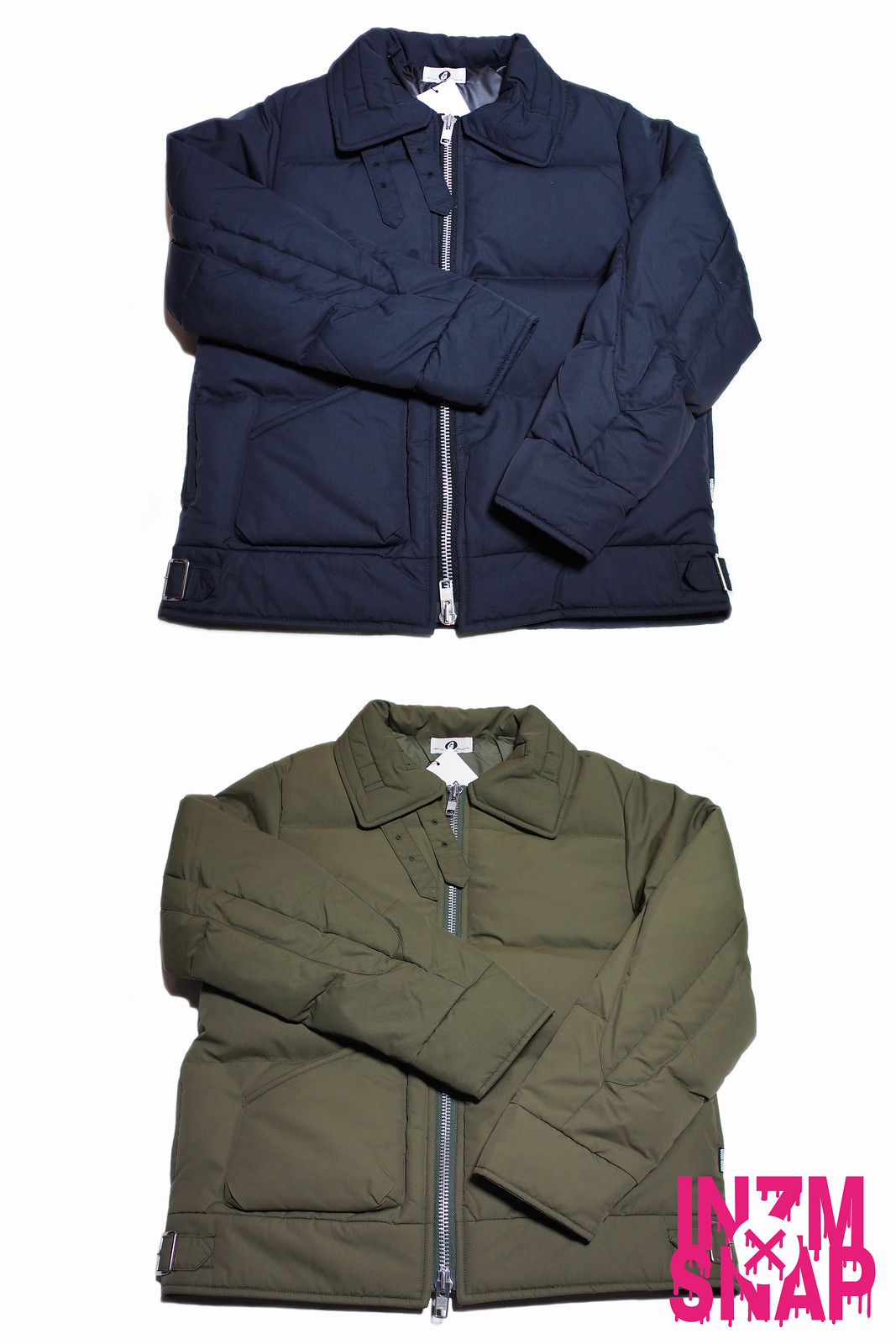 GOODENOUGH | B-3 DOWN JACKET