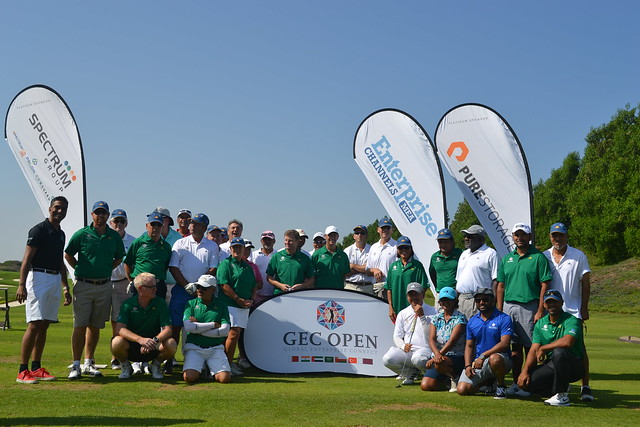 Gec Open 2015 Oman at Almouj Golf