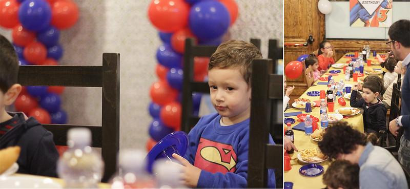 Festa a tema Superman