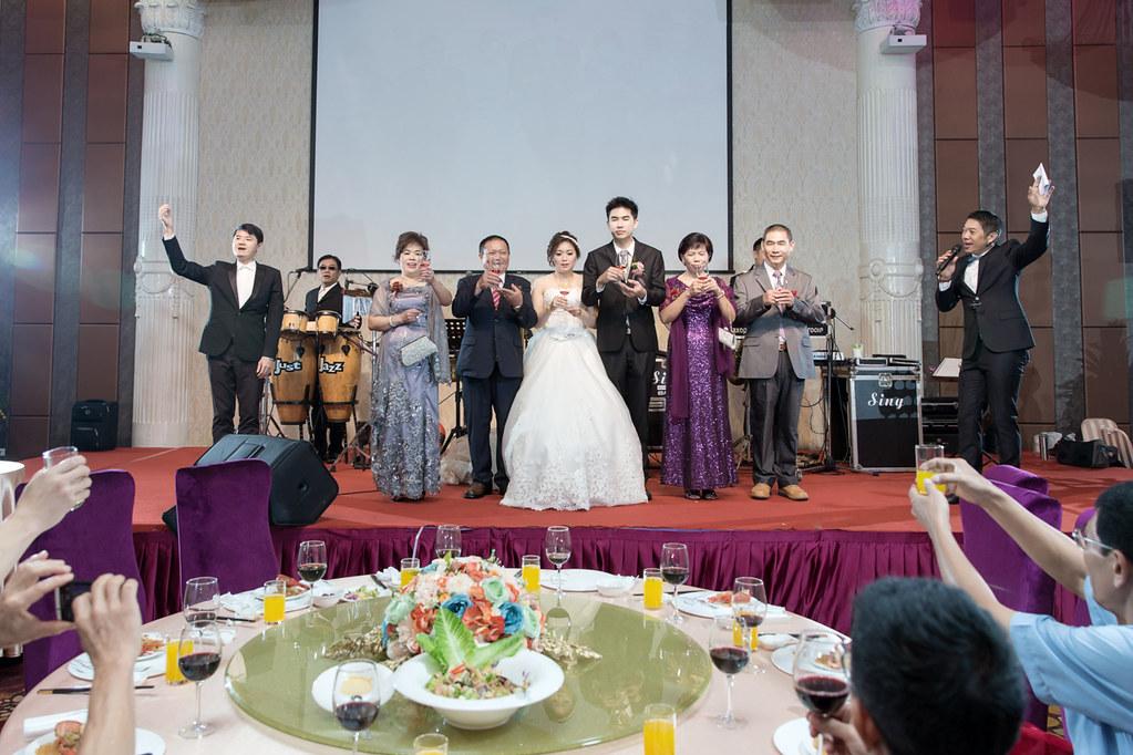 台南婚攝-迎娶午宴 X 情定城堡 (73)