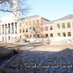 Trenton High Demolition Dec, 2015