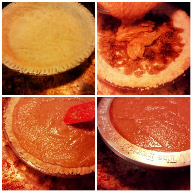 Baking the Patti LaBelle Sweet Potato Pie