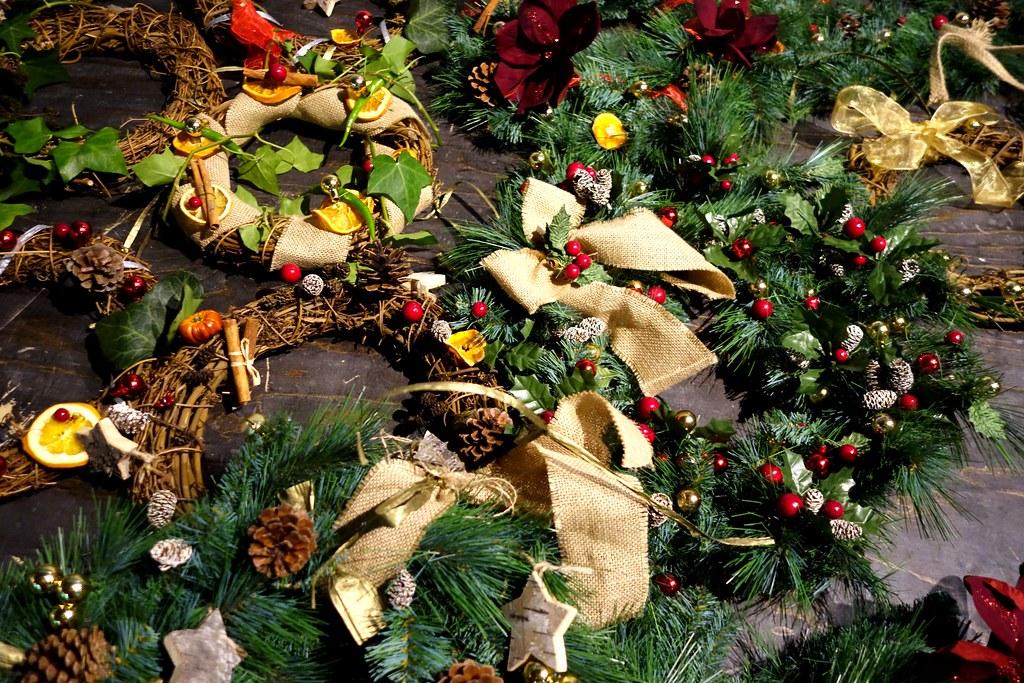 John Lewis Christmas: Christmas Wreaths