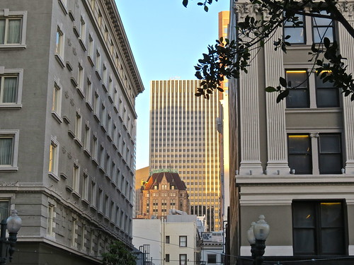 San Francisco. -  old and new