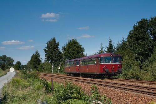 VT 58 + VT 52 Mittelherwigsdorf