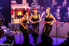 Liptease Kerstshow