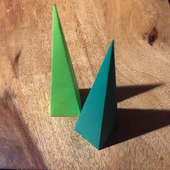Four sided Pointy Thing