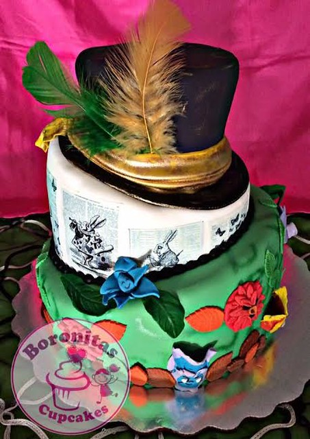 Amazing Cake by Grettel Mata from Boronitas Cupcakes