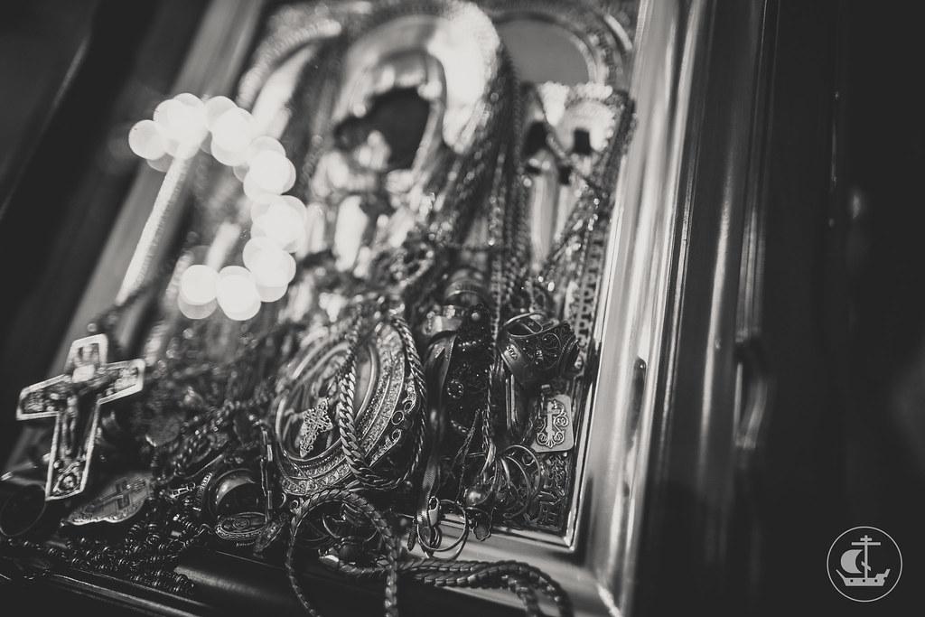 12 февраля 2017, День памяти Вселенских учителей и святителей Василия Великого, Григория Богослова и Иоанна Златоустого / 12 February 2017, The Synaxis of the Three Hierarchs: St. Basil the Great, St. Gregory the Theologian, and St. John Chrysostom