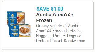 Aunt Annie's Pretzel Nuggets