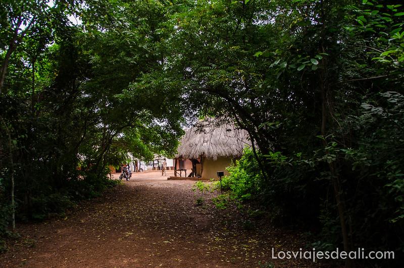 ruta en Benin