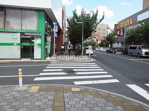 桜新町駅の北口オリジン弁当写真画像