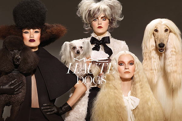 MAC Haute Dogs Collection For Fall 2015