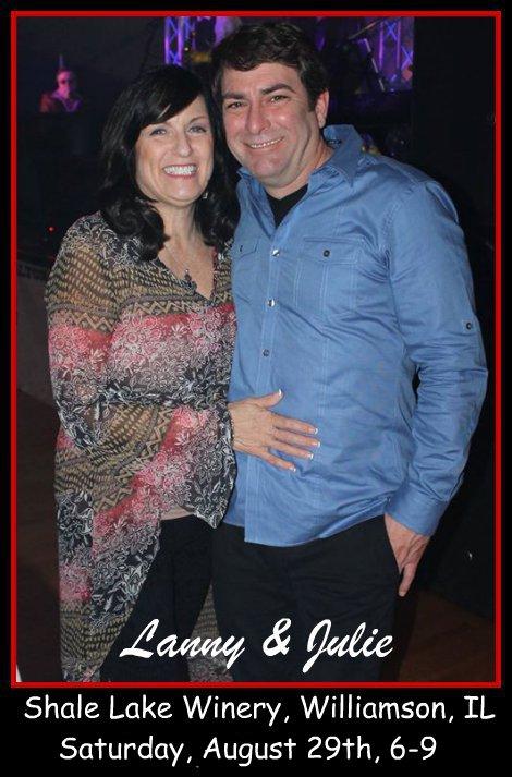 Lanny & Julie 8-29-15