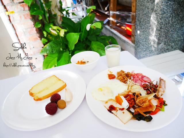 宜蘭冬山真水蘭陽白鷺鷥民宿早餐
