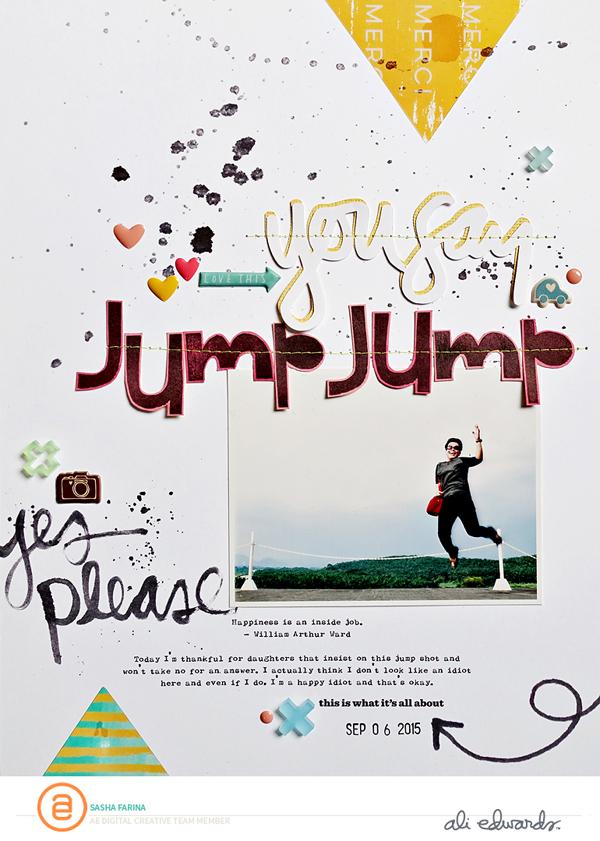 You Say Jump Jump