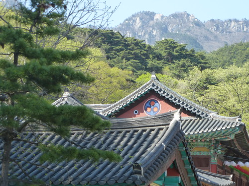 Co-Daegu-Parc Palgongsan-Temple Donghwasan (4)